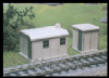 Ratio 238 2 Concrete Huts